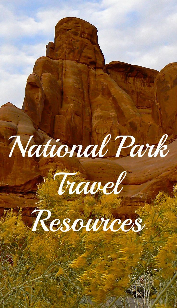 Links, Internet resources and products to plan your next USA National Parks trip. This is what we use to plan our national park boomer adventures.