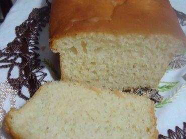 Receita de Pão de forma caseiro - Tudo Gostoso