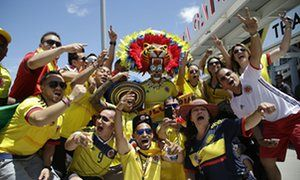 USA v Colombia: Copa América  live!