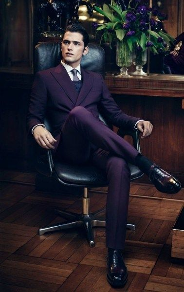 Are you wearing your suit perfectly? Suits are an essential component in the modern gentlemans wardrobe. – Diana