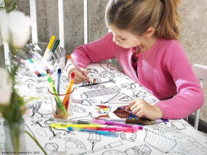 Ne-am pregătit pentru școală cu o mulțime de produse numai bune de pus în ghiozdan. Nu-i așa că cei mici sunt nerăbdători să învețe lucruri noi? www.IKEA.ro/carioci_MALA