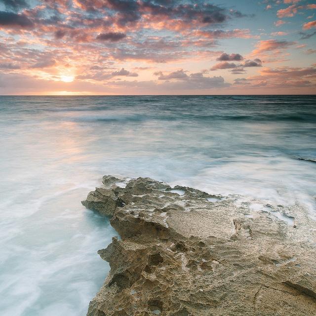 Arniston - Sunrise    (by David Burstein)