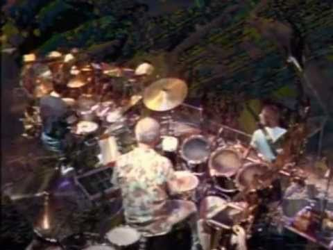 ▶ Grateful Dead 12-31-87 Oakland Coliseum Oakland CA - Setlist: Set 1 - Bertha . Cold Rain And Snow . Little Red Rooster . When Push Comes To Shove . When I Paint My Masterpiece . Bird Song .   The Music Never Stopped . Set 2 - Hell In A Bucket .   Uncle John's Band . Terrapin Station . Drums . Space  The Other One . Wharf Rat . Throwing Stones . Not Fade Away . Encore: Knockin' on Heaven's Door