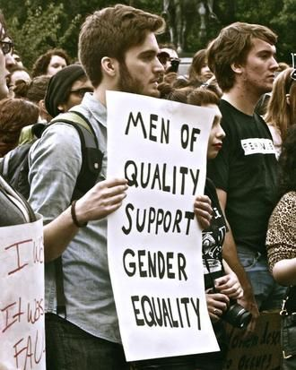 women gender and males Psychological research shows that one's sex or gender have little or no bearing on personality, cognition and leadership.