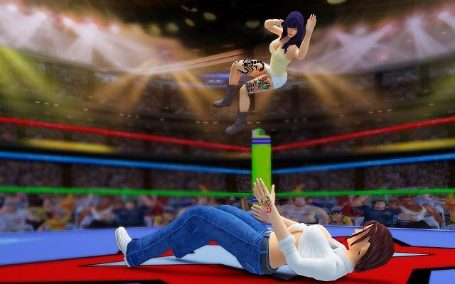 Top 4 Free Wrestling Games for Android Phones