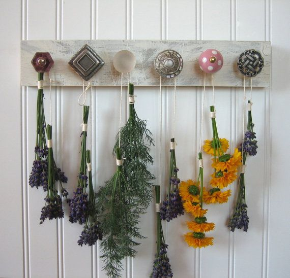 Herb Drying Rack or Necklace Holder