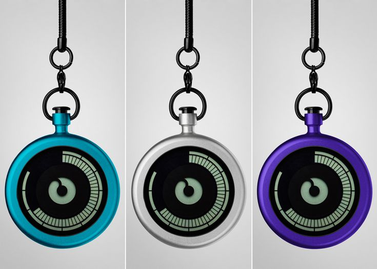 Titan digital pocket watch by Ziiiro