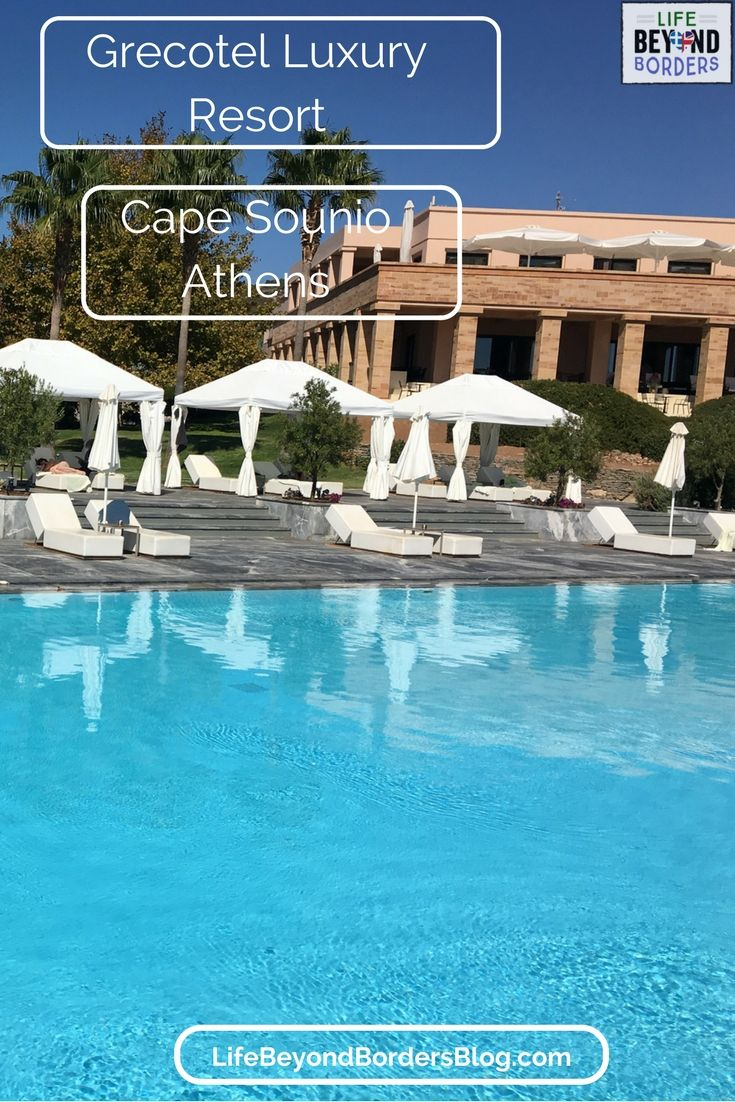 Grecotel Cape Sounio Luxury Resort - Athens Riviera - Greece