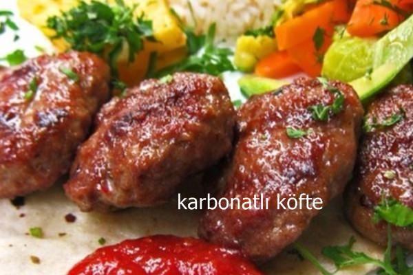 Köfteye biraz karbonat kattığınızda tadının daha güzel olduğunu biliyor muydunuz?
