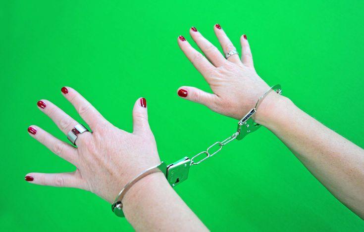 #bondage #chroma key #crime #criminal #dominate #erotic #female #fetish #freedom #freedom penetrated #greenbox #handcuffs #nail varnish #non free #offence #prisoners #refugees #revolution #sex #shackles #sin #slave #sl