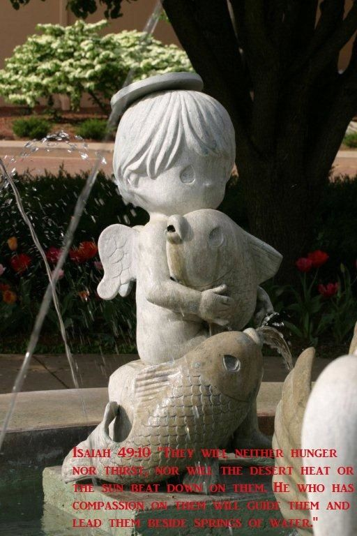 Image Result For Precious Moment Park Statues