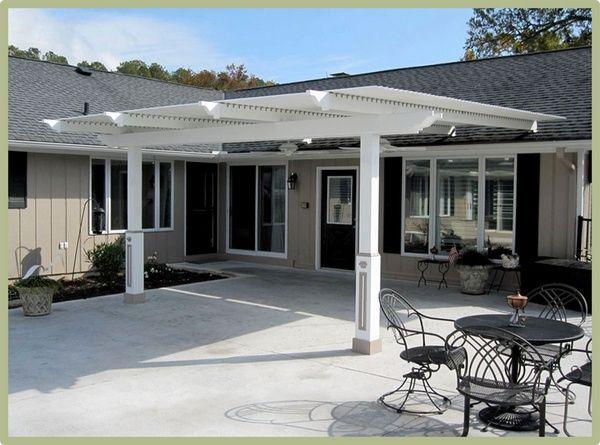 Best 10+ Aluminum Roof Panels Ideas On Pinterest | Roof Ideas, Covered  Pergola Patio And Pergola Roof