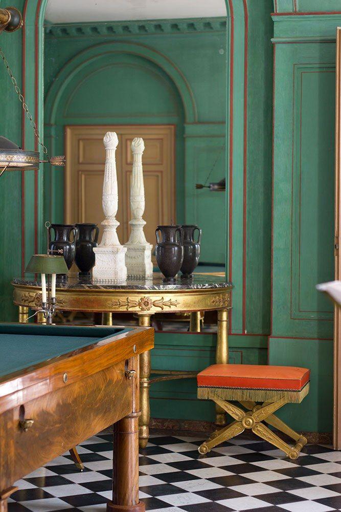 Chateau de Malmaison, France | egg & dart blog