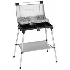 Campingaz 600-ST Series Stove & Grill With Stand