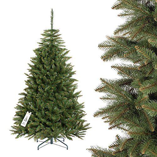 Simple FAIRYTREES Weihnachtsbaum k nstlich FICHTE NATUR gr ner https