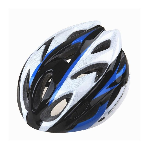 Basecamp BC-012 Cool EPS Sport Road Bike MTB Cycling Riding Bicycle Helmet - Black  Blue - Mountain Bikes For Sale