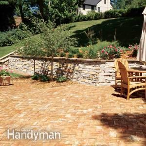 How to Choose the Right Retaining Wall Material by Family Handyman