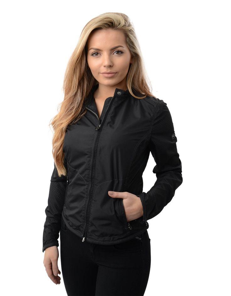 Matchless Fulham Vent Lady Blouson Black | Accent Clothing