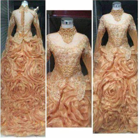 Jual Gaun Pengantin Mawar, kebaya pengantin dengan harga Rp 1.600.000 dari toko online iwan kebaya, Tanah Abang. Cari produk kebaya lainnya di Tokopedia. Jual beli online aman dan nyaman hanya di Tokopedia.