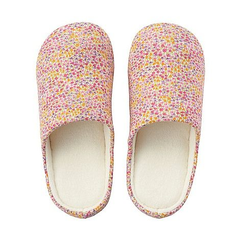 LIBERTY LONDON for UNIQLO Room Shoes