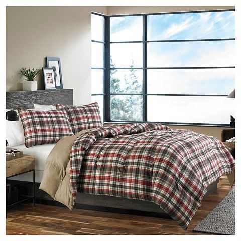 Eddie Bauer Astoria Comforter And Sham Set