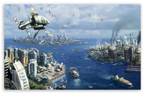 20 best games skizzen und renderings images on pinterest for Anno 2070 find architect