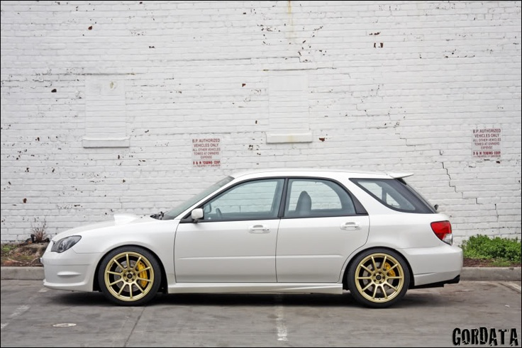 06 (I believe) WRX Wagon