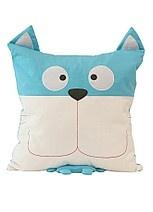Metro Kids Twinkle Toes Cushion - Blue Dog