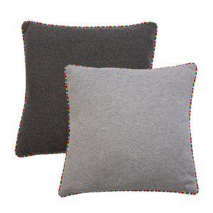Rainbow Square Cushion