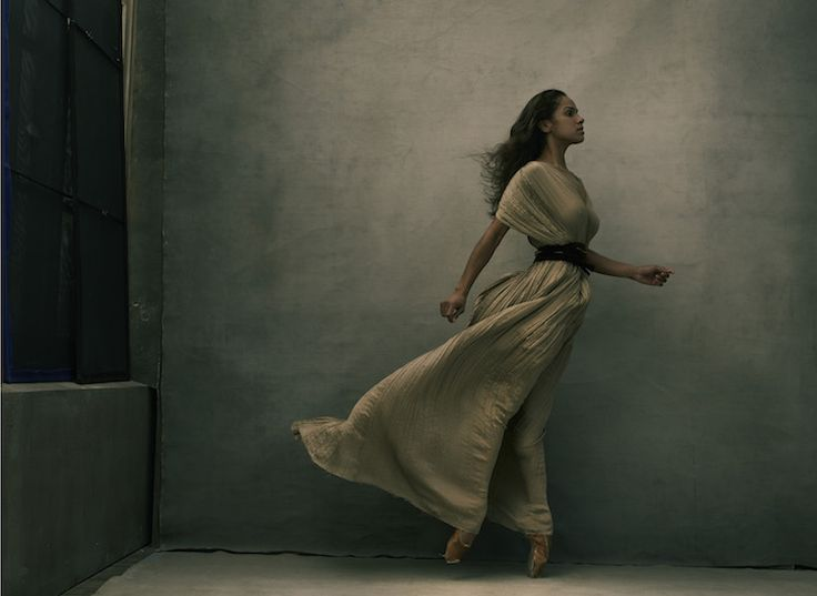 Renowned photographer Annie Leibovitz celebrates women of outstanding achievement, including the likes of Misty Copeland, Hillary Clinton, Gloria Steinem, and Malala Yousafzai.