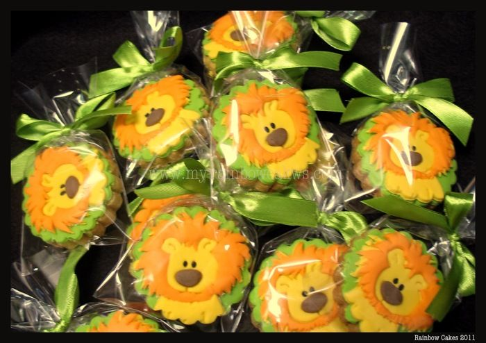 Lion Cookies - Yahoo Image Search Results