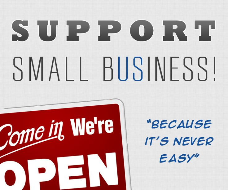 Support Small Business Quotes by @quotesgram