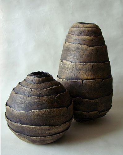 Escultura en ceramica