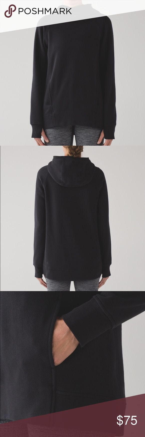 Lululemon Hoodie I do not trade. Classic pullover hoodie. lululemon athletica Tops Sweatshirts & Hoodies