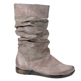 The scrunchy Life boot