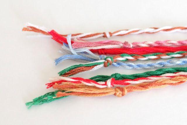 Make It Handmade: Tutorial: Make Your Own Rakhi for Raksha Bandhan