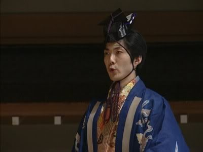 role of a young man named Chitose [Thousand Years] (play Sanbaso)