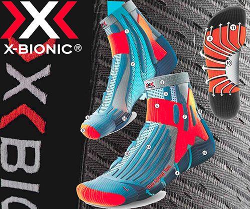 Тест носков X-Socks Marathon. Комфортный бег  Носки компании X-Bionic очень сильно отличаются от всех аналогичных товаров представленных на рынке товаров для спорта и отдыха. Первое, что бросается в глаза, это их стоимость.  #XBionic #XSocks #Marathon #professionalsport #профессиональныйспорт #интернетмагазин #спортивныетовары #sport #running #run #носки #бег