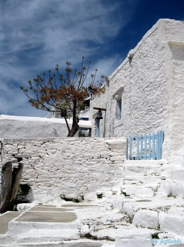 GREECE CHANNEL | Sifnos: Kastro Cyclades Greece