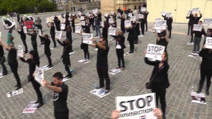 Happening contre l'expérimentation animale - Samedi 23 mai 2015 - Reims ...