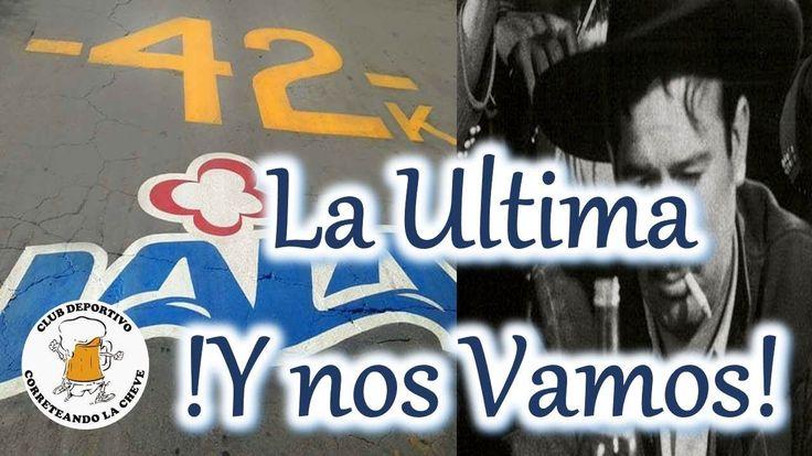 La ultima y nos vamos - Carrera 5 y 12K de la Agencia Ford Saltillo - en...