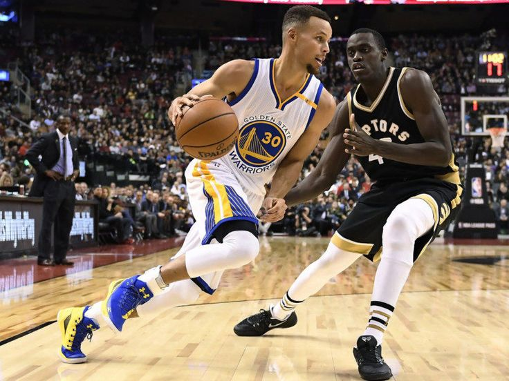 "NBA Today: Warriors host Raptors in epic offensive showdown = NBA Today complements Keith Smith's ""NBA Yesterday"" feature, ""The Skip Pass."" While Keith's feature will emphasize what we ""saw,"" this will focus on what to look for in the night's upcoming games….."
