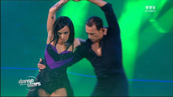 """Danse avec les stars - Flamenco pour Alizée et Grégoire Lyonnet sur """"La gitane"""" (Felix Gray)"""