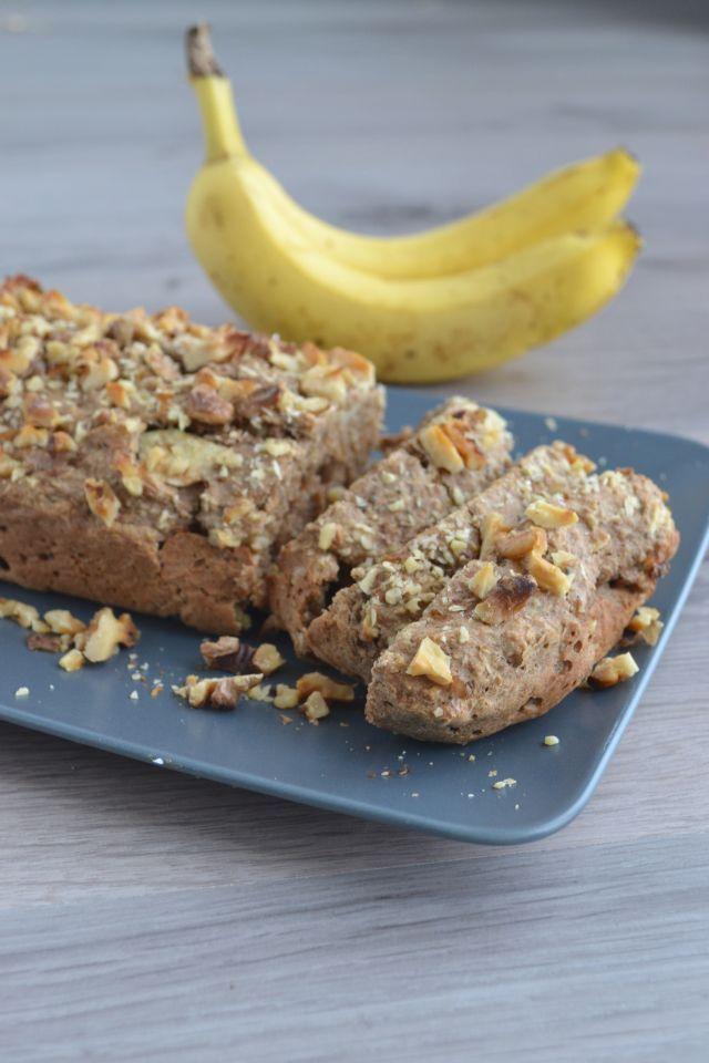 Speculaas Appel Bananenbrood - Blij Suikervrij