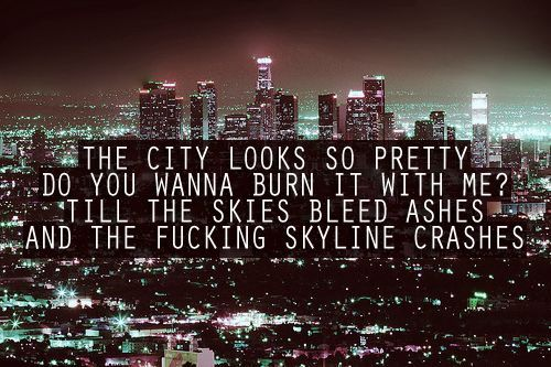 "Hollywood Undead, ""City"""