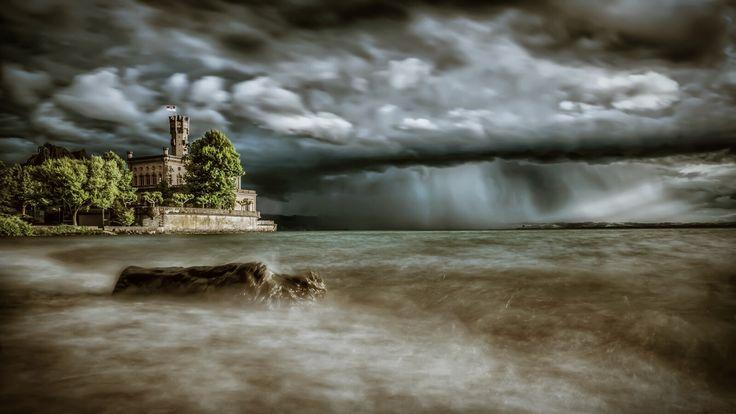 Schloss Montfort Langenargen - Photography by Joe