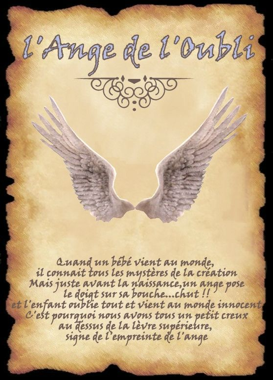 affiche ange oubli 2