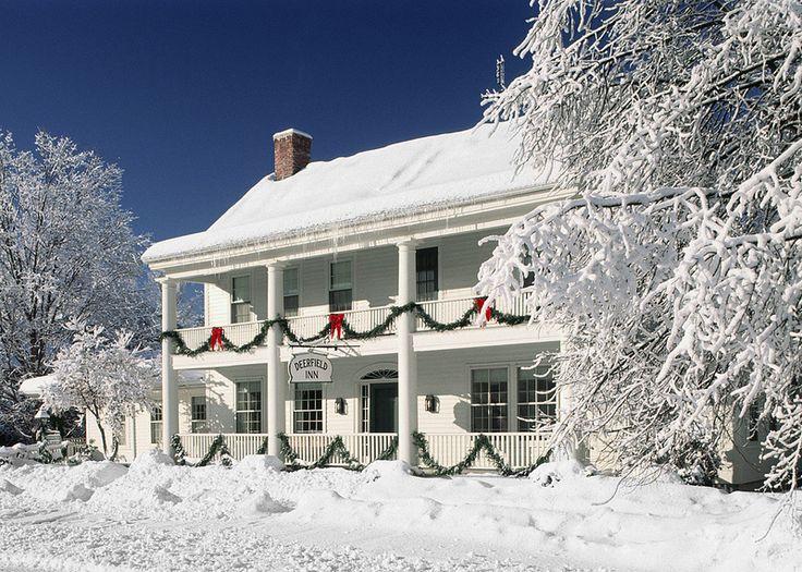 10 Lovely Winter Scenes in Massachusetts I Winter in Boston