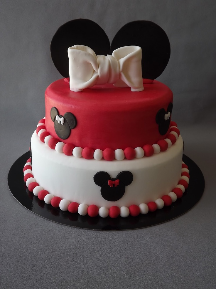 Gateau mickey facile cl57 jornalagora - Gateau mickey facile ...