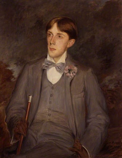 Jacques-Emile Blanche (1861–1942), Portrait d'Aubrey Beardsley - 1895
